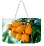 Loquats In The Tree 5 Weekender Tote Bag