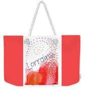 Lorainne 2 Weekender Tote Bag