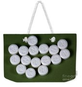Lorazepam 0.5 Mg Tablets Weekender Tote Bag