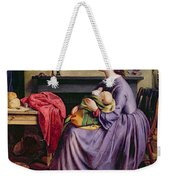 Lord - Thy Will Be Done Weekender Tote Bag by Philip Hermogenes Calderon