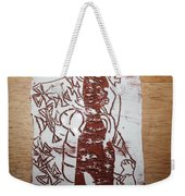 Lord Bless Me 11 - Tile Weekender Tote Bag