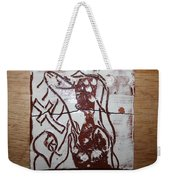 Lord Bless Me 12 - Tile Weekender Tote Bag