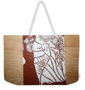 Lord Bless Me 18 - Tile Weekender Tote Bag