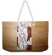 Lord Bless Me 2 - Tile Weekender Tote Bag