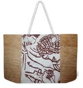 Lord Bless Me 22 - Tile Weekender Tote Bag