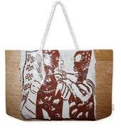 Lord Bless Me 3 - Tile Weekender Tote Bag
