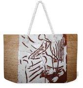 Lord Bless Me 5 - Tile Weekender Tote Bag