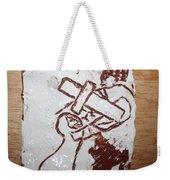 Lord Bless Me 9 - Tile Weekender Tote Bag