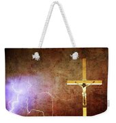 Lord Have Mercy - Crucifixion Of Jesus -2011 Weekender Tote Bag