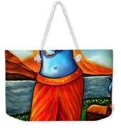 Lord Krishna- Hindu Deity Weekender Tote Bag