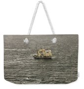Lord Nelson Enters Sydney Harbour Weekender Tote Bag