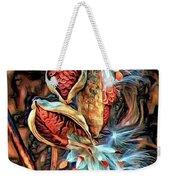 Lord Of The Dance - Paint Weekender Tote Bag