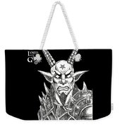 Lord Of The Goats Weekender Tote Bag