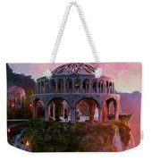 Lord Of The Rings Rivendale Weekender Tote Bag