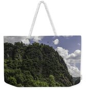 Loreley Rock 10 Weekender Tote Bag