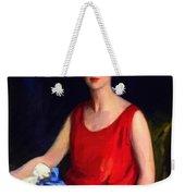 Loretta Hines Howard Weekender Tote Bag