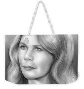 Loretta Swit Weekender Tote Bag