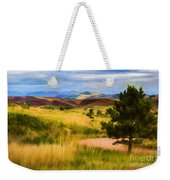 Lory State Park Impression Weekender Tote Bag