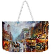 Los Angeles 1925 Weekender Tote Bag