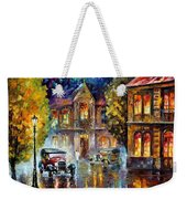 Los Angeles 1930 Weekender Tote Bag