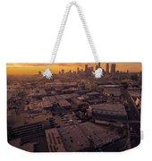 Los Angeles At Sunset Weekender Tote Bag