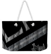 Los Angeles Kings Wood Fence Weekender Tote Bag