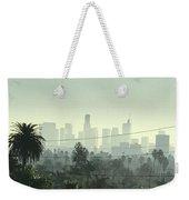 Los Angeles Morning Weekender Tote Bag