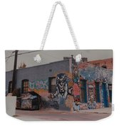 Los Angeles Urban Art Weekender Tote Bag
