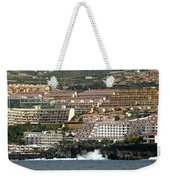 Los Gigantes From The Sea Weekender Tote Bag