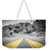 Los Padres Country Highway Weekender Tote Bag