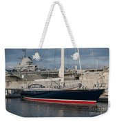 Lost At The Battle Of Midway June 1942 Weekender Tote Bag
