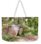 Lost Beauty Weekender Tote Bag