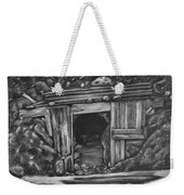 Lost Burro Mine Death Valley Weekender Tote Bag