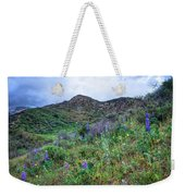 Lost Canyon Wildflowers Weekender Tote Bag