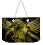 Lost Golden Angel Weekender Tote Bag