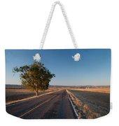Lost Highway Weekender Tote Bag