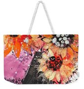 Lost In A Moment Weekender Tote Bag