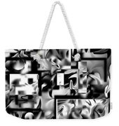 Lost In Dimension V Weekender Tote Bag