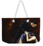 Lost In Tango Weekender Tote Bag