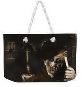 Lost In The Dark. Death Becomes You Weekender Tote Bag