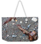Lost In The Sand Weekender Tote Bag