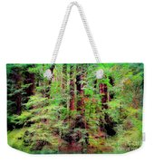 Lost In The Forest Weekender Tote Bag