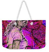 Lost In Thoughts Of Self Reflection Weekender Tote Bag