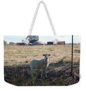 Lost Lamb Weekender Tote Bag