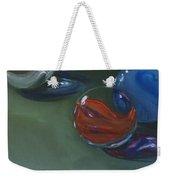 Lost Marbles No. 2 Weekender Tote Bag