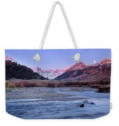 Lost River Range Weekender Tote Bag