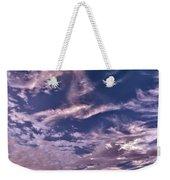 Lost River Sky Weekender Tote Bag