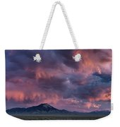 Lost River Sunset Weekender Tote Bag