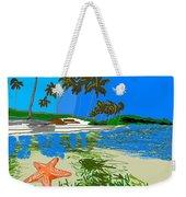 Lost Starfish On A Beach Weekender Tote Bag