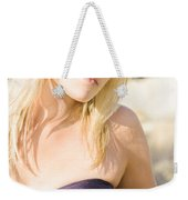 Lost Starfish Weekender Tote Bag